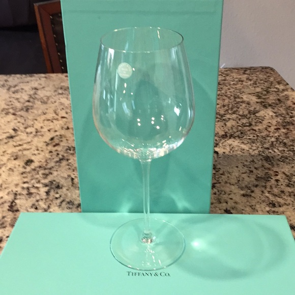 8ec8500559db Tiffany Crystal Wine Glasses